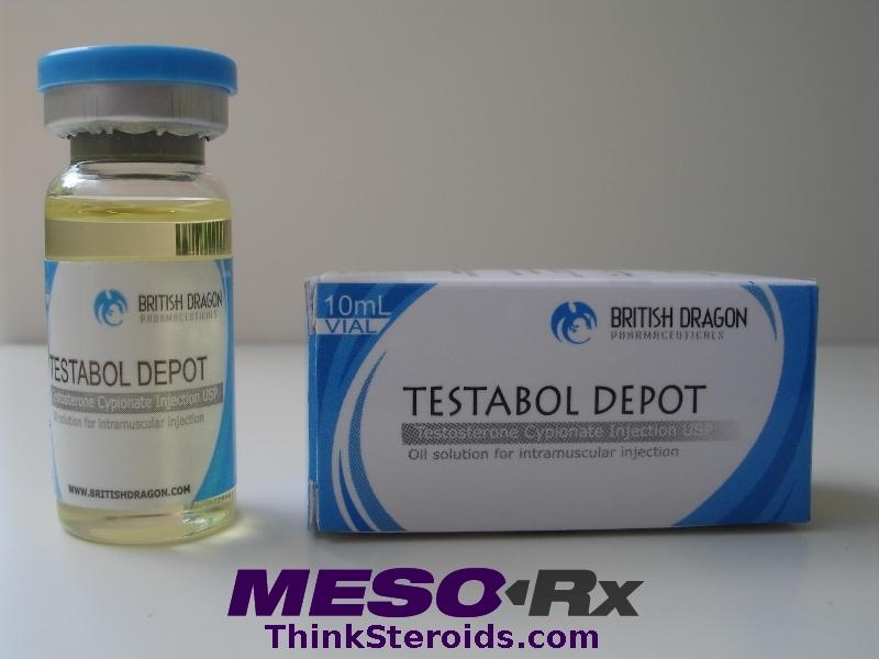 advantages testosterone cypionate